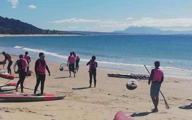 Stages Océan Paddle Camp à Tarifa - Espagne