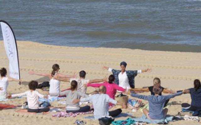 Yoga Océan Paddle Camp
